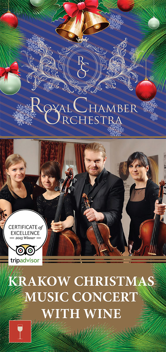 CHRISTMAS CONCERT – Cracow Concerts